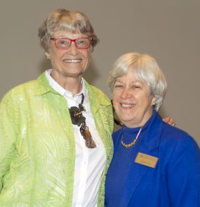 Dianne C. Shumaker and Angela Lowe
