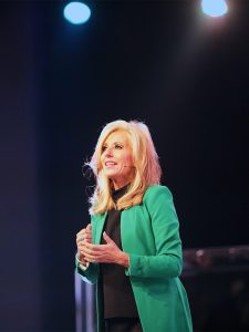 Beth Moore speaking