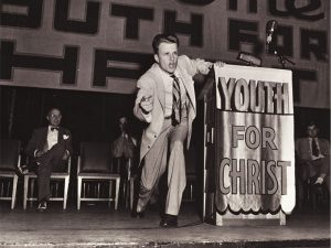 Billy Graham's early ministry