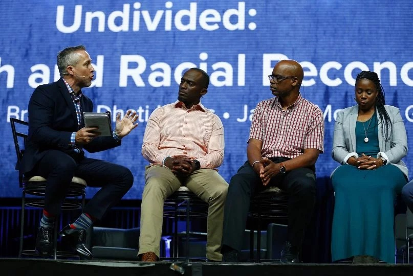 SBC panel discussion about racial reconciliation