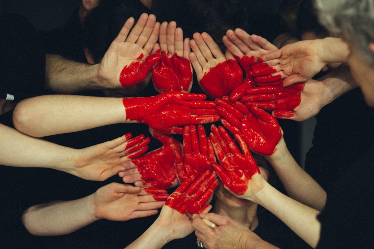 hands - heart