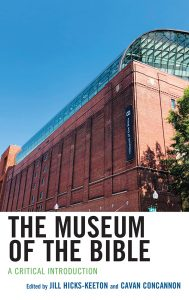 The Museum of the Bible: A Critical Introduction book cover