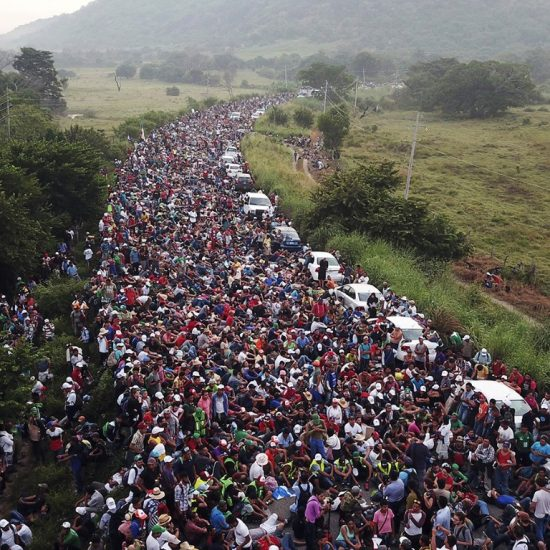 migrant caravan