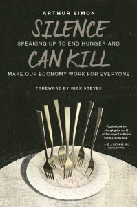 """Silence Can Kill"" book launch cover"