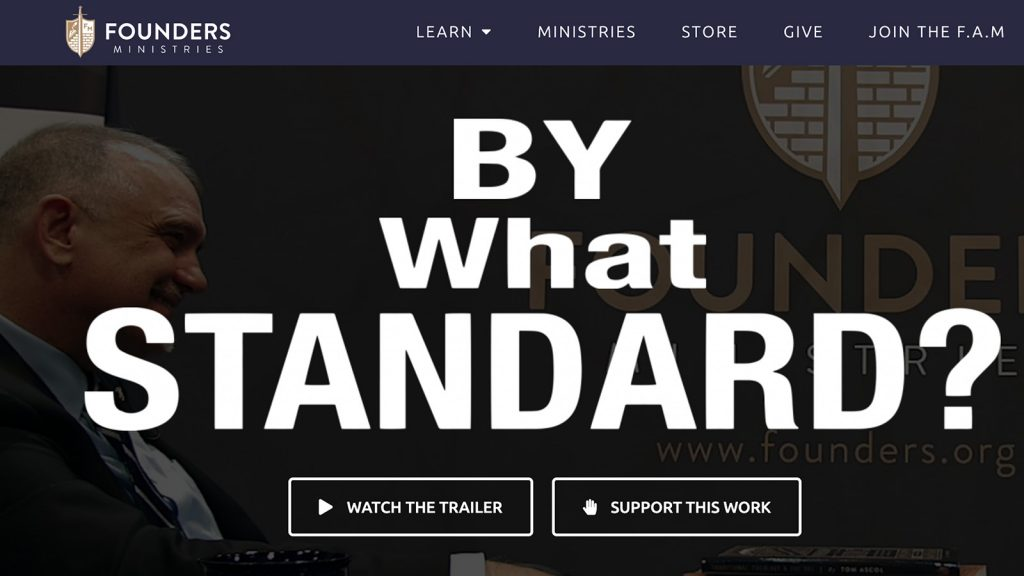 """By What Standard?"" trailer"