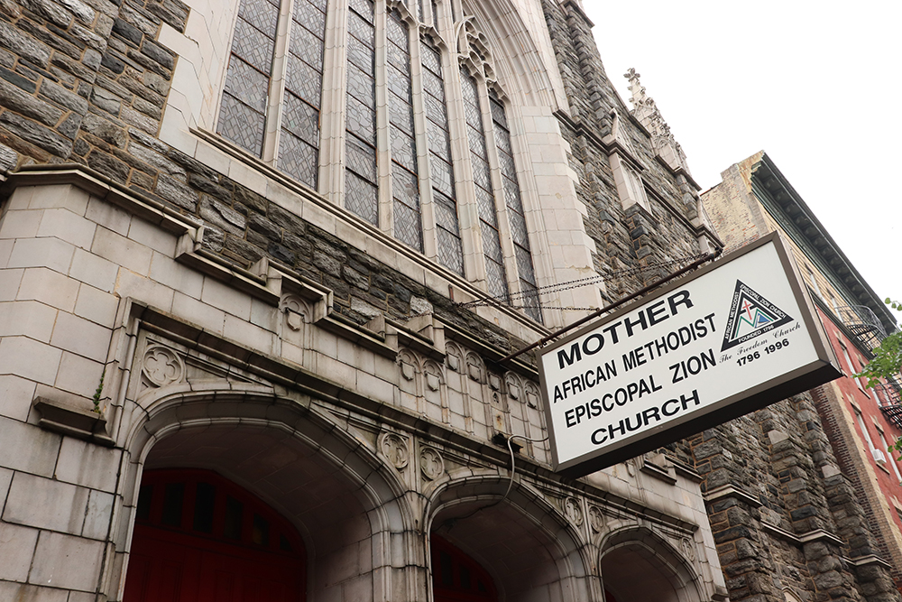 Mother African Methodist Episcopal Zion Church, N.Y.
