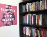 Epiphany Space poster and books