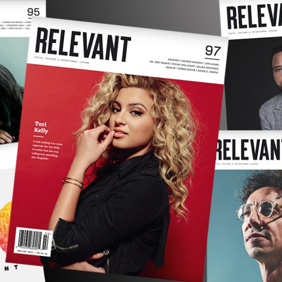 Relevant magazine covers