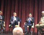 Panel discussing evangelical movement