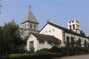 Wulin Shenghui Church of Penglai
