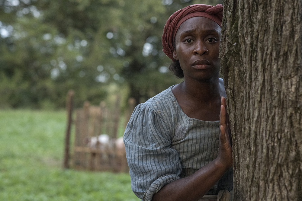 Cynthia Erivo stars as Harriet Tubman