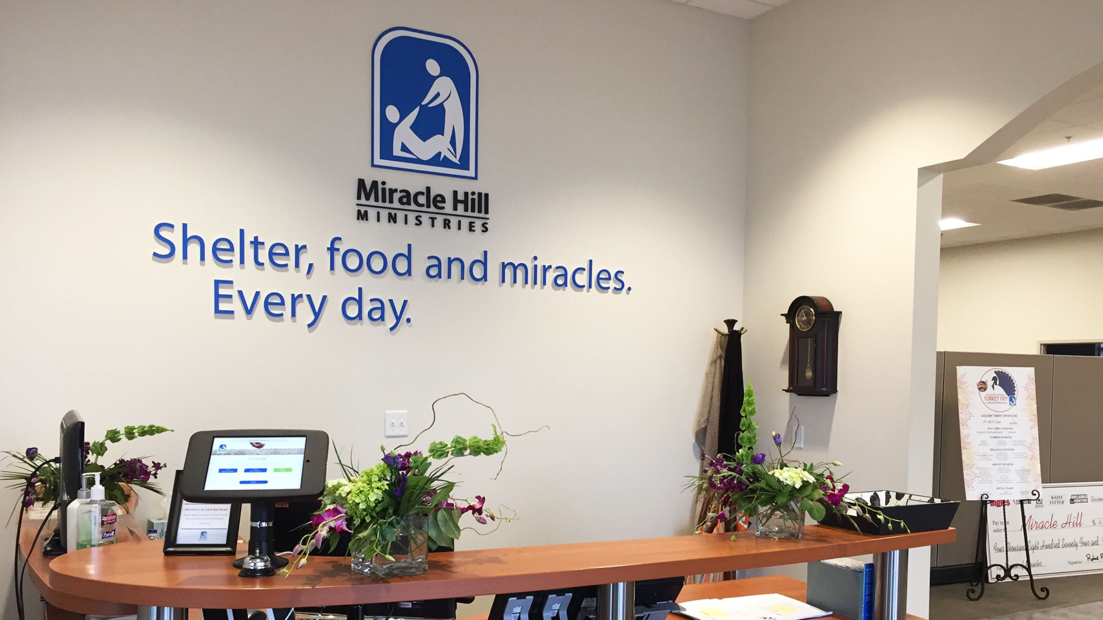 Miracle Hill Ministries