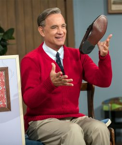 Tom Hanks  as Mister Rogers