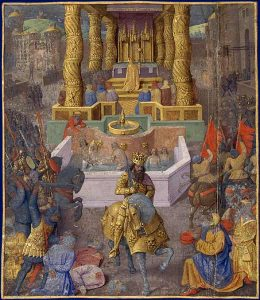 The taking of Jerusalem by Herod the Great