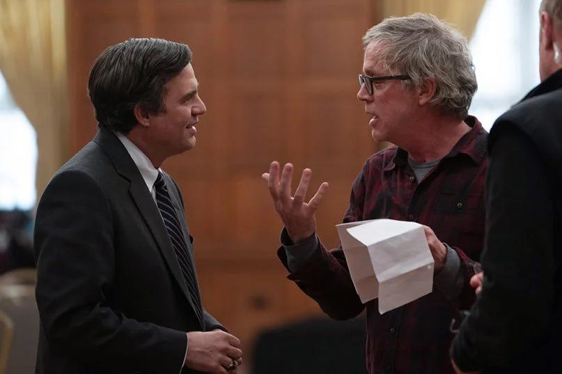 Mark Ruffalo and director Todd Haynes