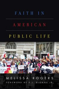 """Faith In American Public Life"""