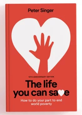 The Life You Can Save cover