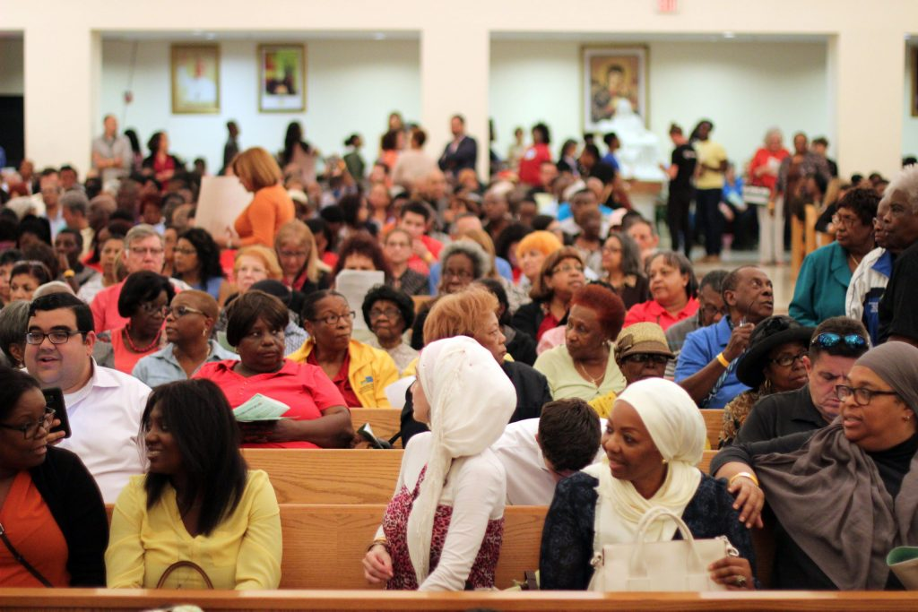 multiracial congregation