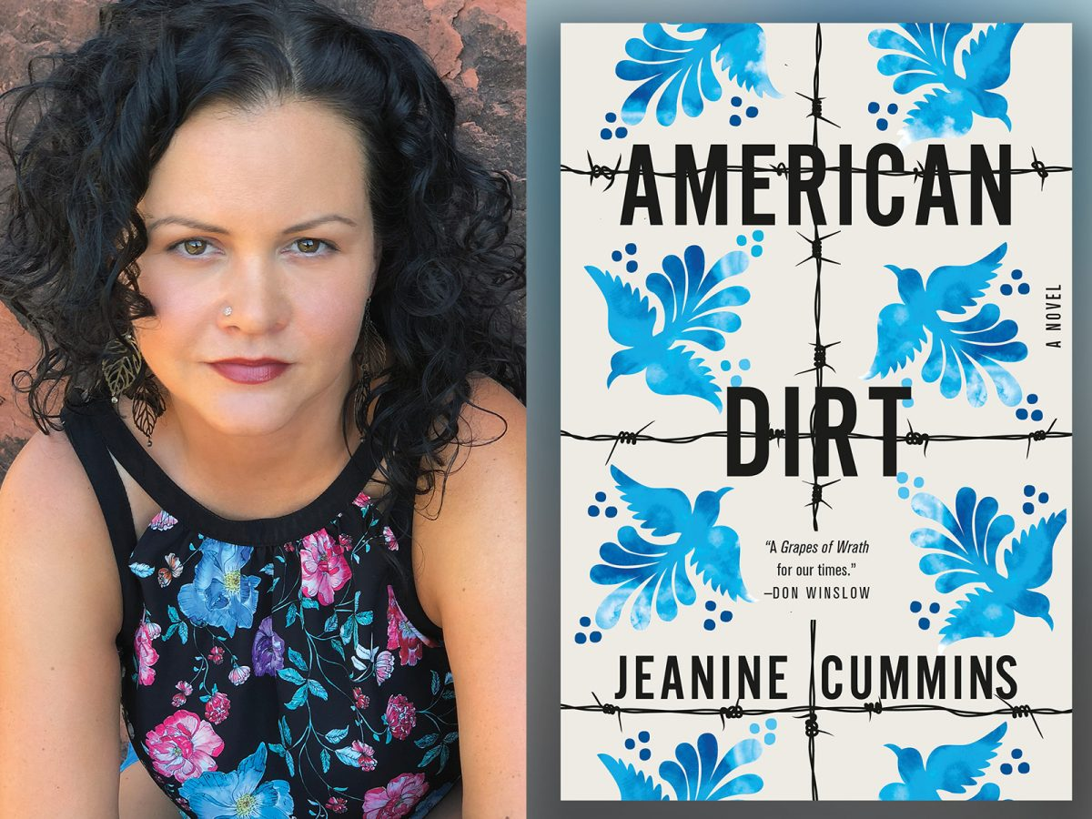 American Dirt and author Jeanine Cummins
