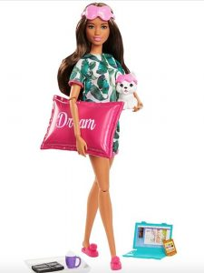 Barbie Wellness doll