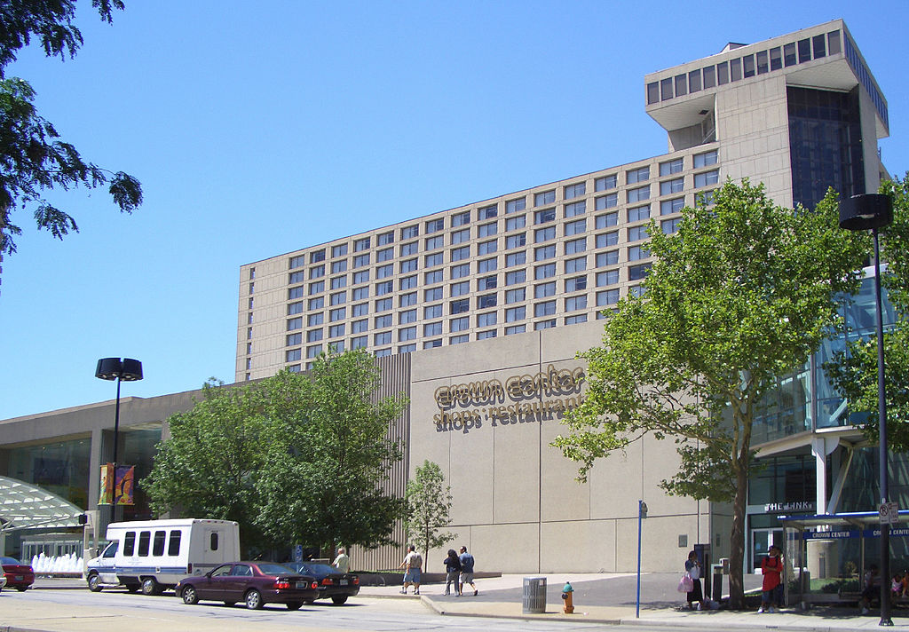 Crown Center, Westin Hotel, Kansas City, Missouri
