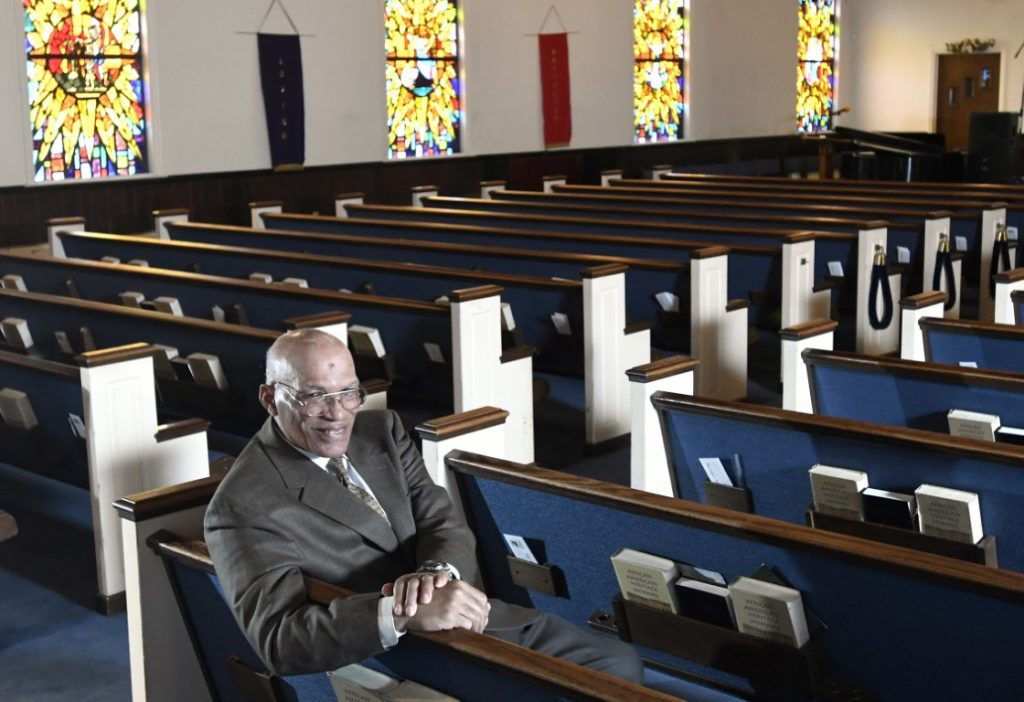 Rev. Alvin J. Gwynn Sr., of Friendship Baptist Church in Baltimore