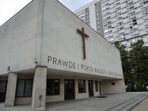 First Baptist Church in Warsaw