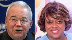 Rev. Jim Wallis and Rev. Dr. Suzan Johnson Cook