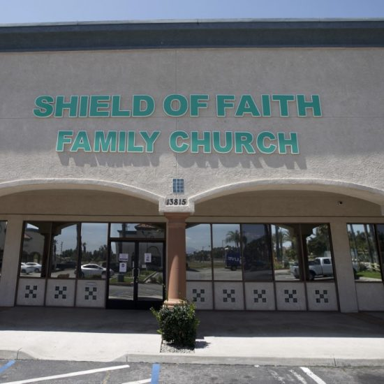 Shield of Faith Family Church