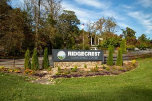 Ridgecrest sign