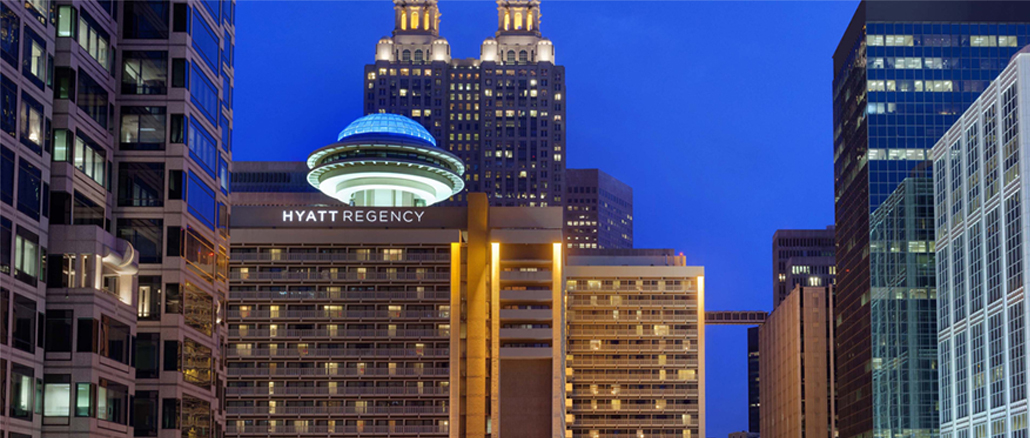Hyatt Regency in Atlanta