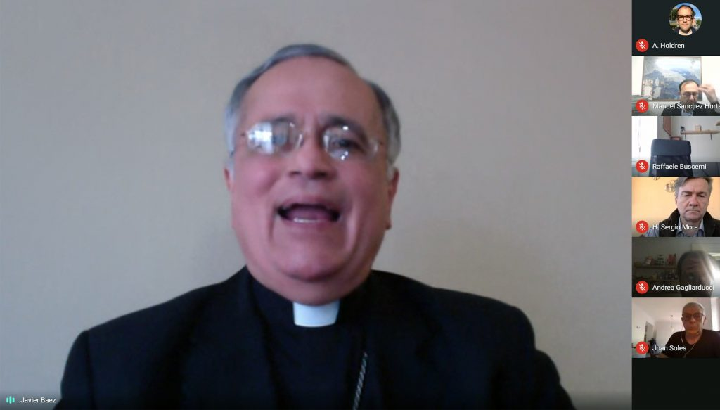 Bishop Silvio José Báez Ortega