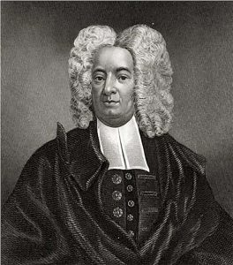 Cotton Mather portrait,