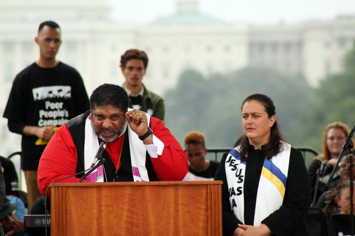 Rev. William Barber II,