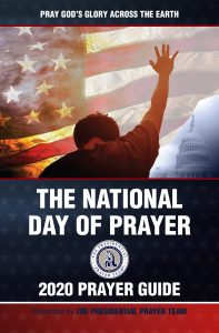 Cover, 2020 Prayer Guide for the National Day of Prayer