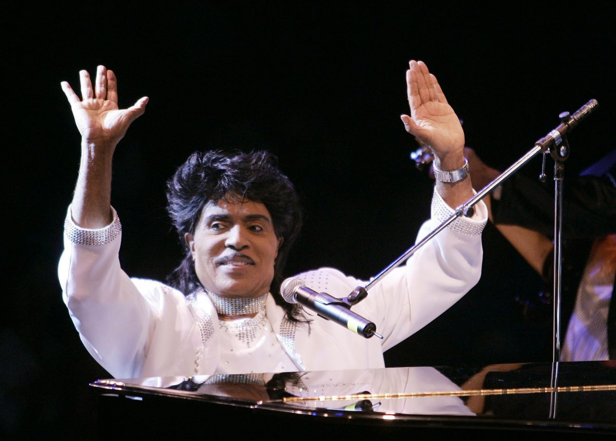 Little Richard in 2004