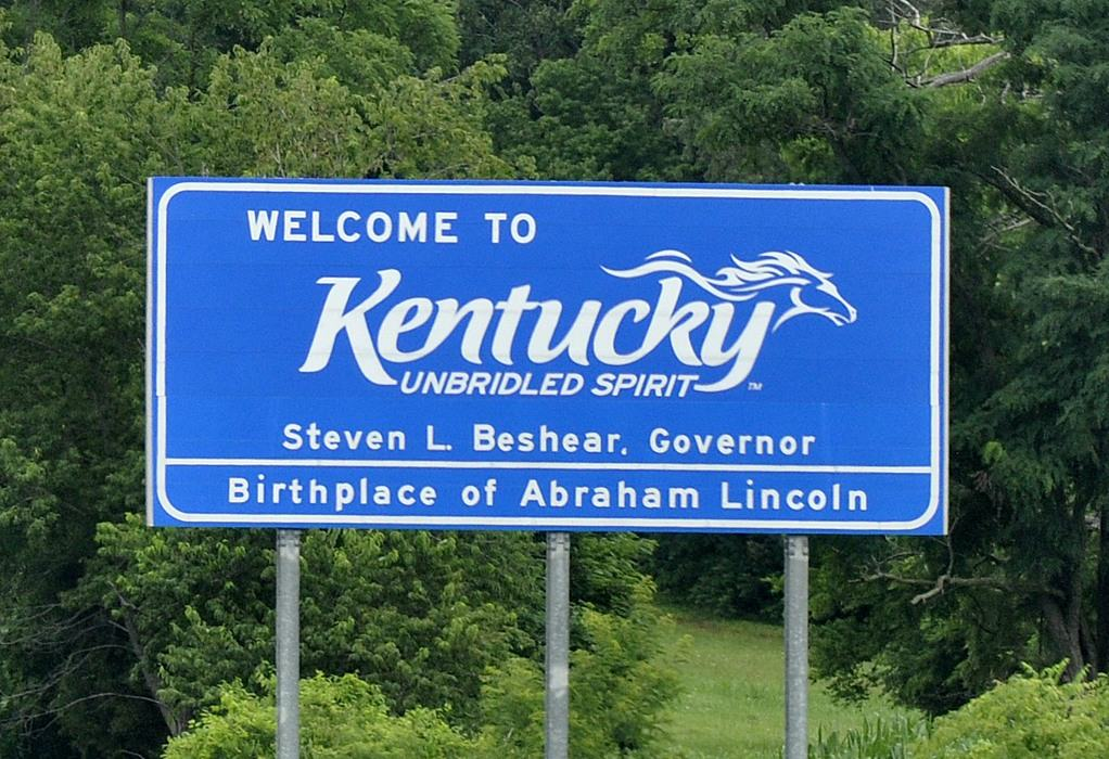 Welcome to Kentucky