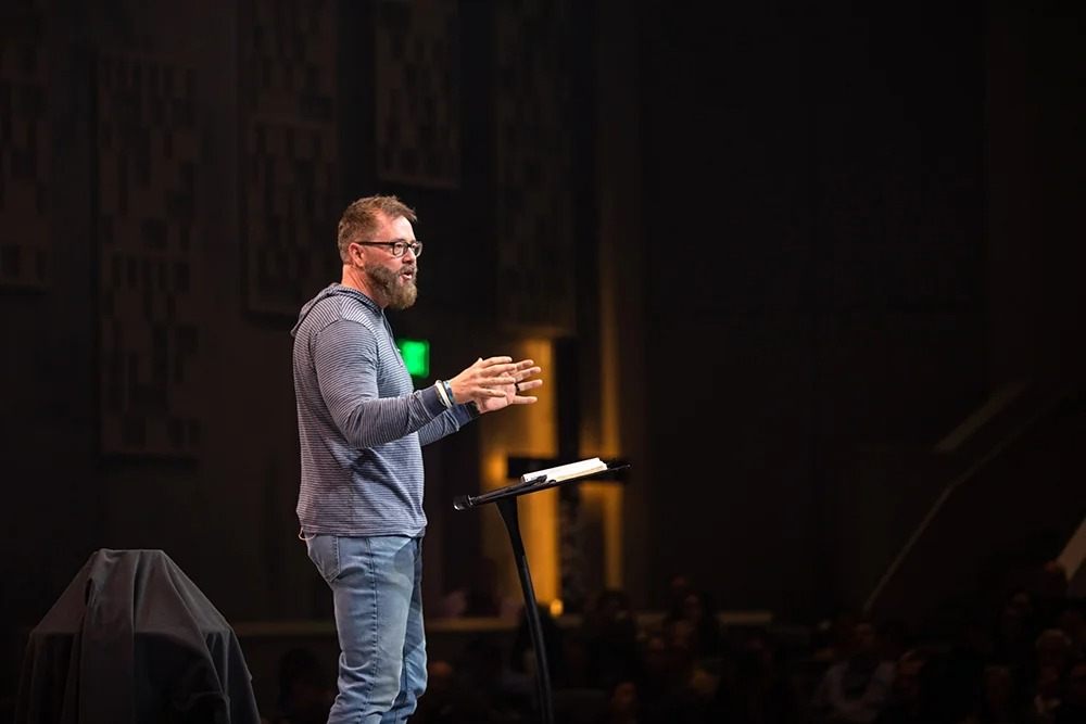 Darrin Patrick preaching in February