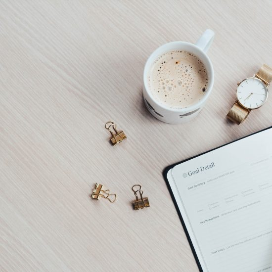 coffee and goals